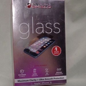 Other - ZAGG Invisible Shield HD Glass for Apple iPhone 6